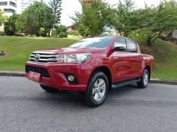 Toyota Hilux 2017 SRV Aut