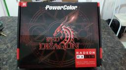 Rx 550 4GB RedDragon