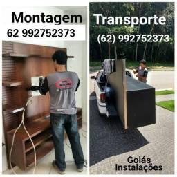 Montador de móveis e pequenos fretes transporte