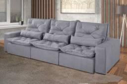 Sofá Familia 3,20m Confort Entregas Rapidas!!!