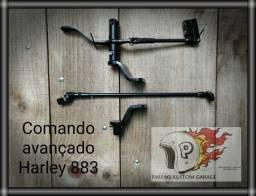 Comando avançado Harley Davidson 883