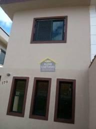 Casa à venda com 3 dormitórios em Sítio do campo, Praia grande cod:ACI800