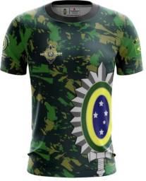 Camiseta Camisa Artilharia-exa (uso Liberado)