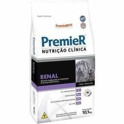 10kg Ração Premier Nutrição Clínica Renal Cães Adultos