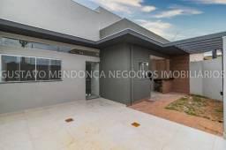 Casa nova no Rita Vieira 1 com 3 quartos, espaço gourmet!