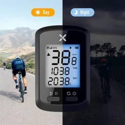 Ciclocomputador Gps Bike Xoss G Básico Strava Bluetooth + Case e Suporte