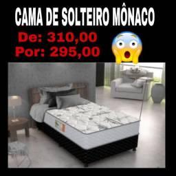 CAMA SOLTEIRO MÔNACO