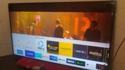 Título do anúncio: Vendo Tv Smart Samsung 50 4k Inteligencia Artificial