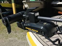 Motor Eletrico Minn Kota Power Drive 55 Libras com Pedal