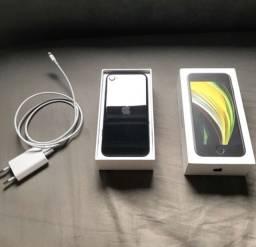 IPhone SE 2020 64gb Preto (Cartão 10x 230,00)