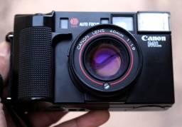 Câmera Máquina Fotográfica Canon Af35ml Compacta Analógica!