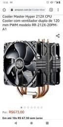 Cooler Master x212 Hyper Duplo Gamer