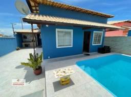 Th: Casa de 2 quartos com piscina á venda em Unamar-Cabo Frio!!!