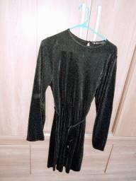 Vestido curto pissaglio