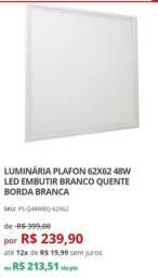 Título do anúncio: Luminária