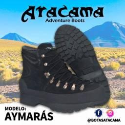 Título do anúncio: Bota Montanhismo Atacama (tipo Snake)