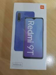Xiaomi Redmi Note 9T Novo (Caixa fechada)