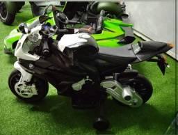 Moto elétrica infantil - BMW S1000RR