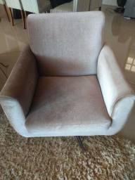 Título do anúncio: Cadeira Giratória [ Usada em perfeito estado ]