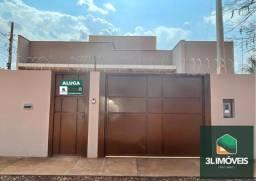 Título do anúncio: Casa para aluguel, 2 quartos, 1 suíte, 1 vaga, Jardim Primavera - Três Lagoas/MS