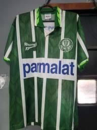 Camisa Palmeiras Rhumell Parmalat