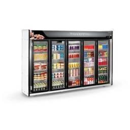*Ricardo Expositor Refrigerado Auto Serviço 5 portas 48-9  *