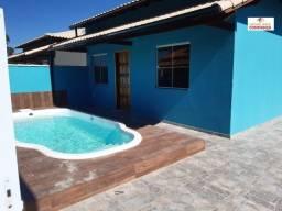 TH: Casa de 2 quartos com piscina à venda em Unamar-Cabo Frio!!