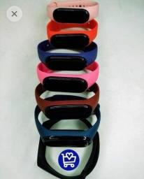 Título do anúncio: Kit Smartband M4 + fone Bluetooth I7