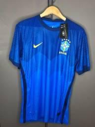 Título do anúncio: Camiseta seleção brasileira ( versão jogador)