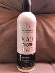 Shampoo Anti Resíduo Borabella Abre Cutículas - 350ml