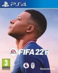 Título do anúncio: FIFA 22 PS4