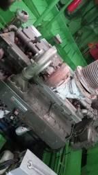 Turbina nova e recondicionada