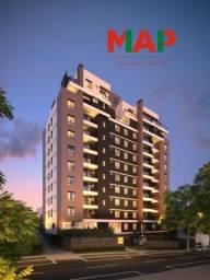 Apartamento à venda com 1 dormitórios em São francisco, Curitiba cod:MAP1587