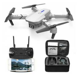 Mini Drone Ls-e525 Rc Com Câmera 4k Wifi Fpv
