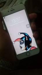 iPhone 6s com caixa completo