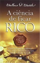 Livro A ciência de ficar rico - Novo e Lacrado