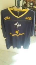 Camisa seleção brasileira de vôlei tamanho GG