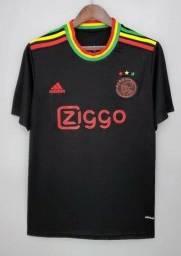 Camisa Oficial do Ajax 2021/2022