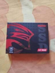 Título do anúncio: SSD 256GB Novo Lacrado
