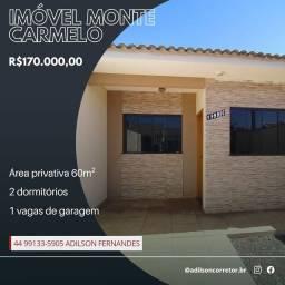 Título do anúncio: Linda casa no monte Carmelo em Sarandi