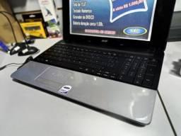 Título do anúncio: N o t ebook Acer   DualCore -  320GB HD   4GB    Formatado C/Garantia
