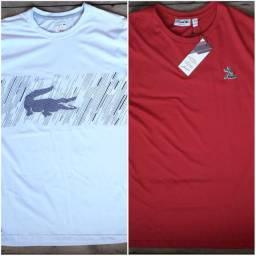 2 Camisas GG elastano por 85$ com garantia FRETE GRATIS