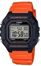 Título do anúncio: Relógio Casio Masculino, 50 metros a prova dágua. Nota fiscal. 100% Original