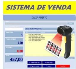 Título do anúncio: SISTEMA DE VENDAS E GESTÃO SUPER COMPLETO