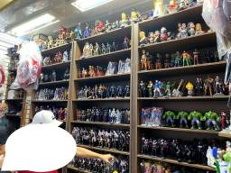 bonecos criança adora vingadores chaves super herois gamers comics