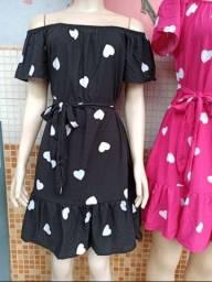 Vestidos  de coração