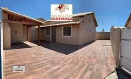 TH: Casa de 2 quartos com área gourmet para venda em Unamar-Cabo Fro!