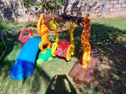 Parquinho Infantil Bandeirantes Playground Zooplay