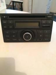 Rádio CD Nissan Livina, Novo
