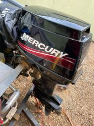 Motor mercury 40/50hp